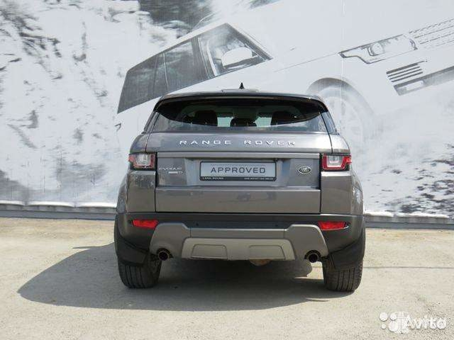 Объявление о продаже Land Rover Range Rover Evoque Coupe HSE Dynamic 2.0 AT 4x4 2016 г. г. фото 6