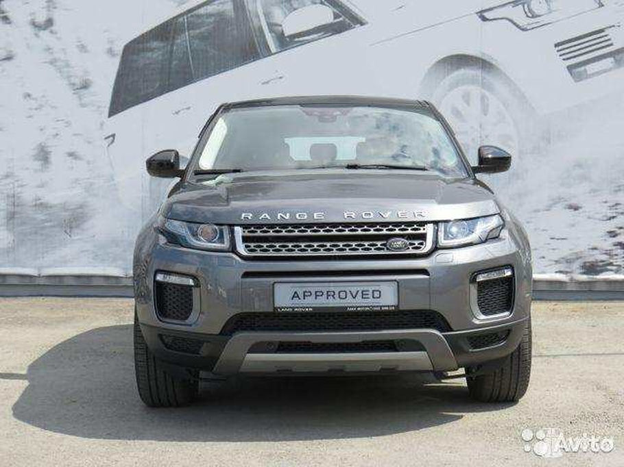 Объявление о продаже Land Rover Range Rover Evoque Coupe HSE Dynamic 2.0 AT 4x4 2016 г. г. фото 5