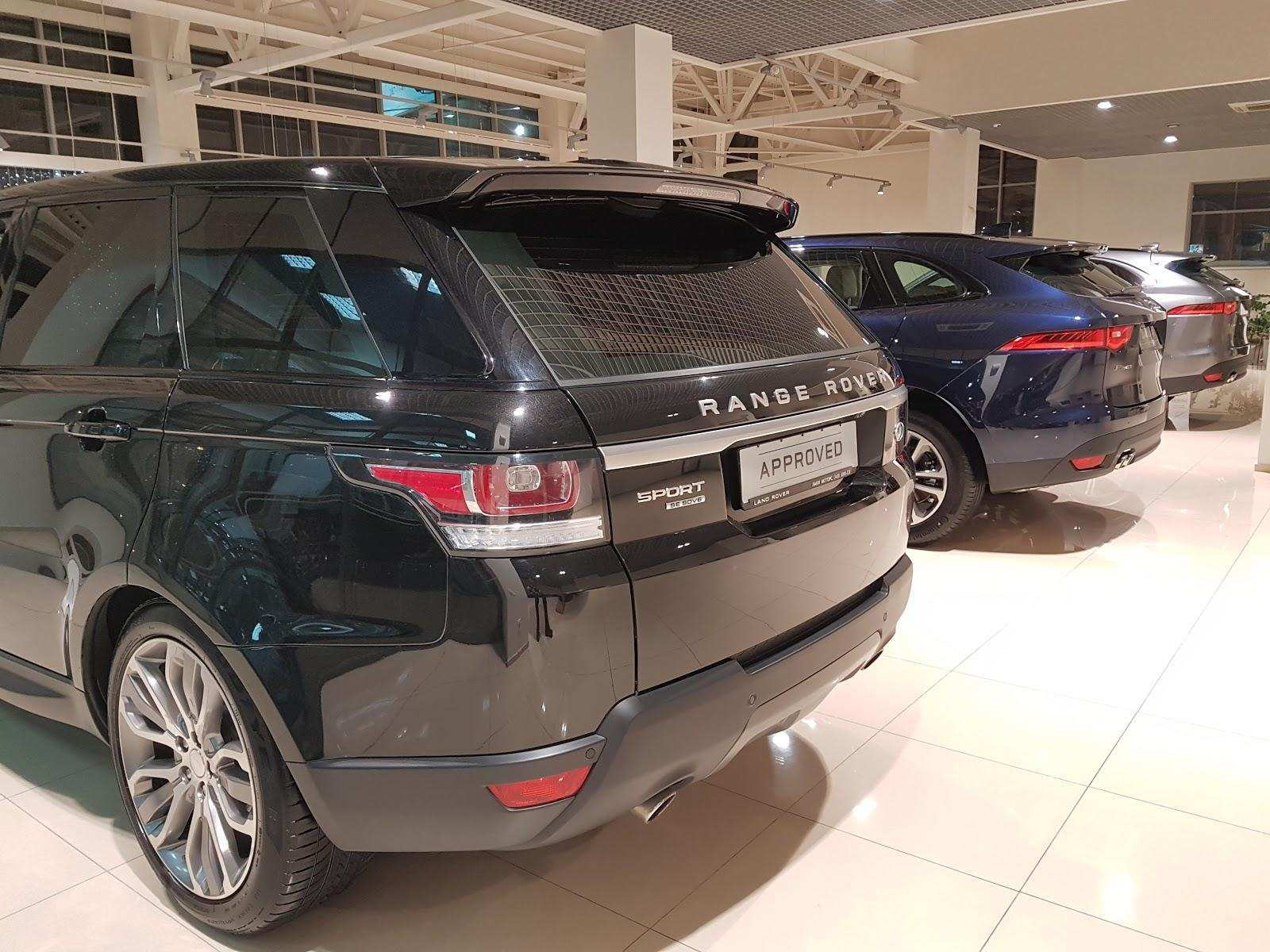 Lucky Motors Jaguar Land Rover, Jaguar, Land Rover