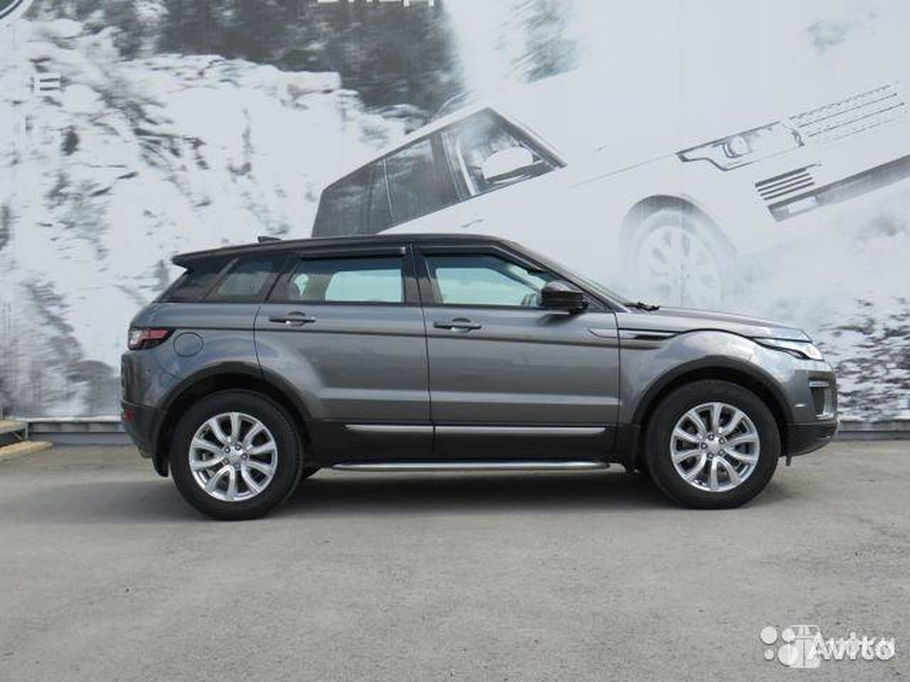 Объявление о продаже Land Rover Range Rover Evoque Coupe HSE Dynamic 2.0 AT 4x4 2016 г. г. фото 4